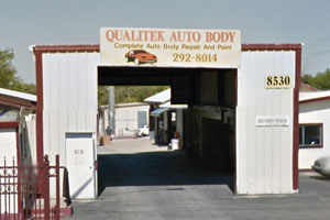 Qualitek Auto Body - Auto Body Repair and Collision Repair Services in Austin, TX